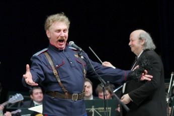 Заслуженный артист России Василий Пьянов